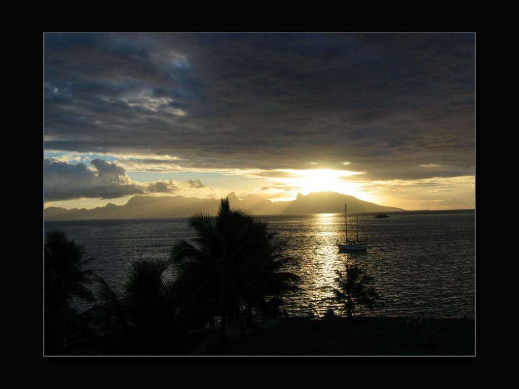 Tahiti sunset500