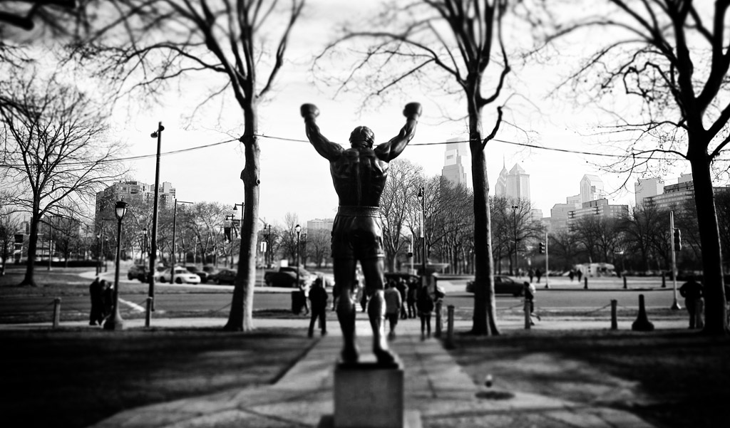 Win, Rocky, Win