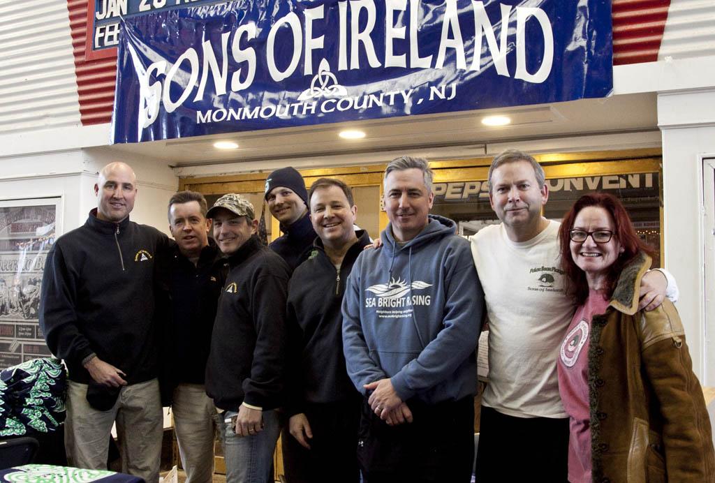 The Sons of Ireland, Christine Burke Eskwitt
