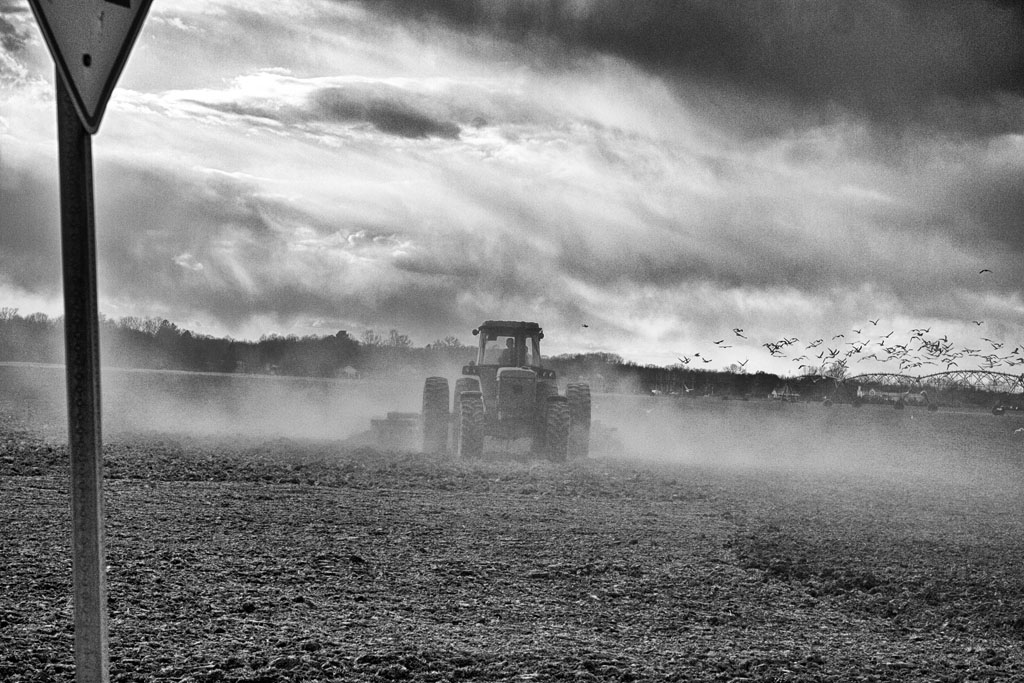 (c)JerseyStyle_Photography_tractor_BW_042013_MG_4620