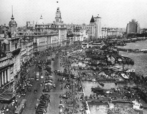 The Bund in the 1930's