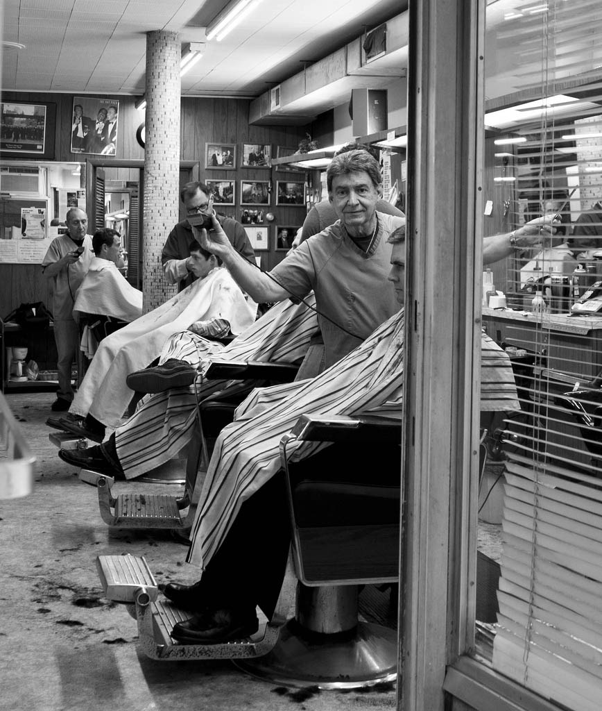 Barber, Chicago