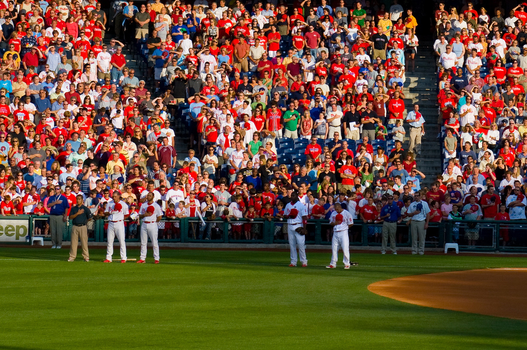 (c)JerseyStyle Photography_National Anthem_Phillies_032014