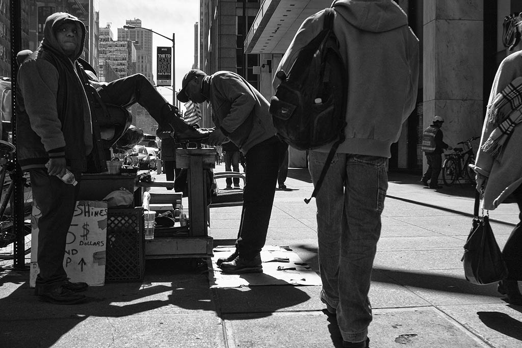(c)JerseyStyle Photography_Shoe Shine Part 1_bw_3479