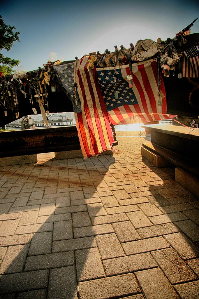 9/11 Memorial, Jersey City, New Jersey