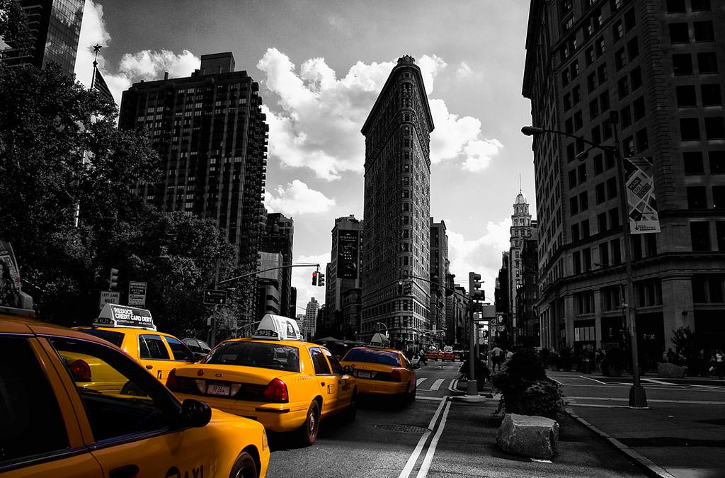 Flatiron Cabs