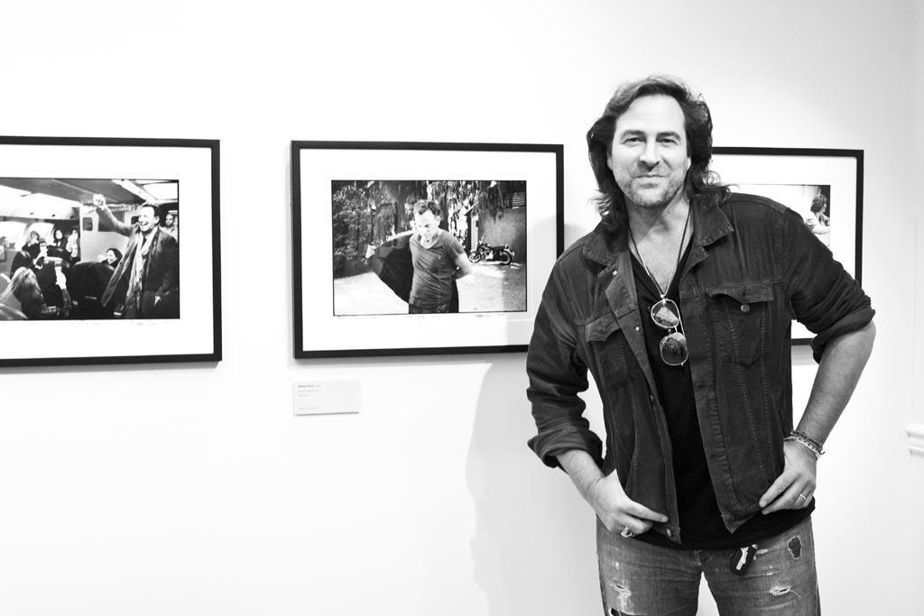 Artist Frank Caruso