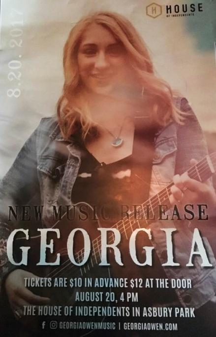 Georgia Owen poster