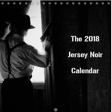 2018 Jersey Noir Calendar
