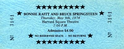 Harvard ticket