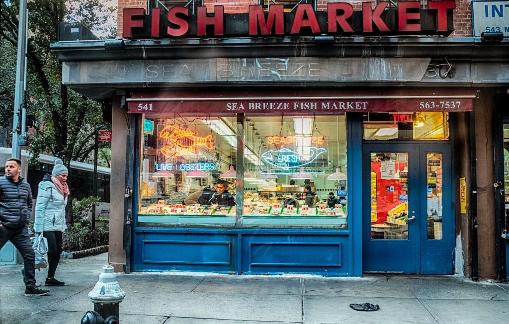 Fish Market_101718