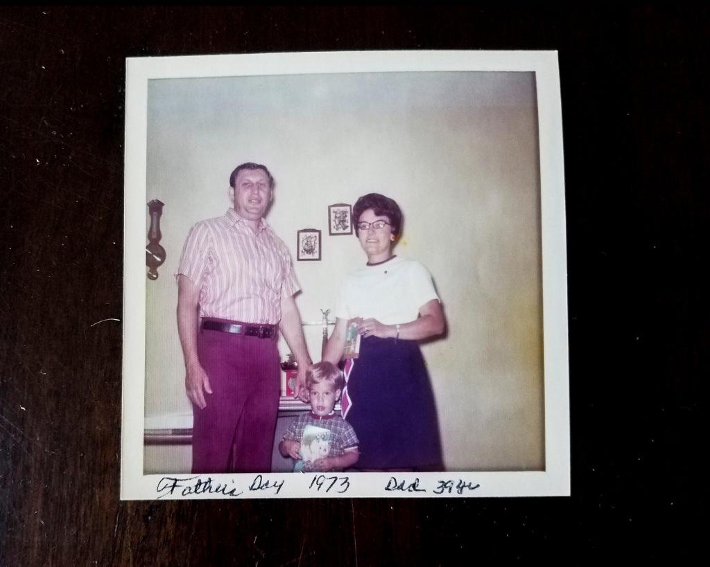 Dad 1973