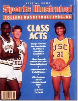 SI Cover 1985